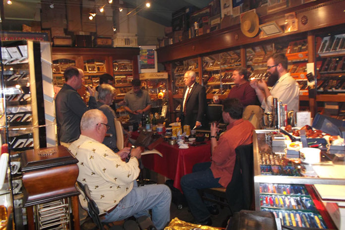 Should your store host a pipe club?