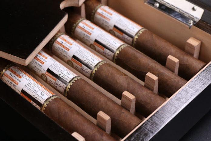 Alec Bradley Cigars   Fine & Rare 2016