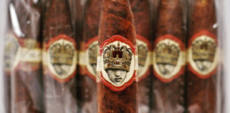 Long Live the King – The Crowning   Caldwell Cigar Co.
