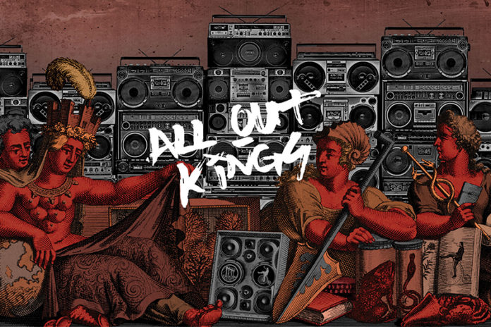 Drew Estate | All Out Kings