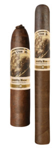 Drew Estate |  Pappy Van Winkle Family Reserve Barrel Fermented Churchill and the Pappy Drew Limitada