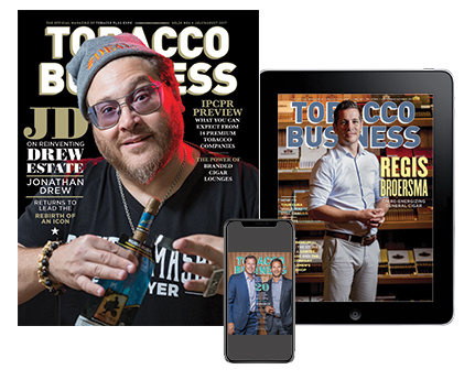 Tobacco Business Magazine Subscription