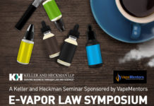 E-Vapor Law Symposium
