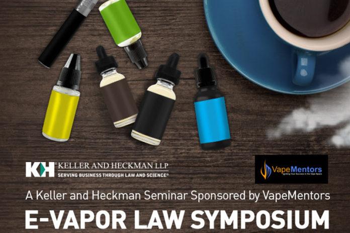 E-Vapor Law Symposium