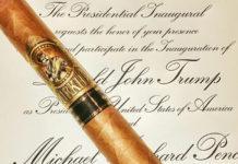 Gurkha Cigars   Trump Presidente
