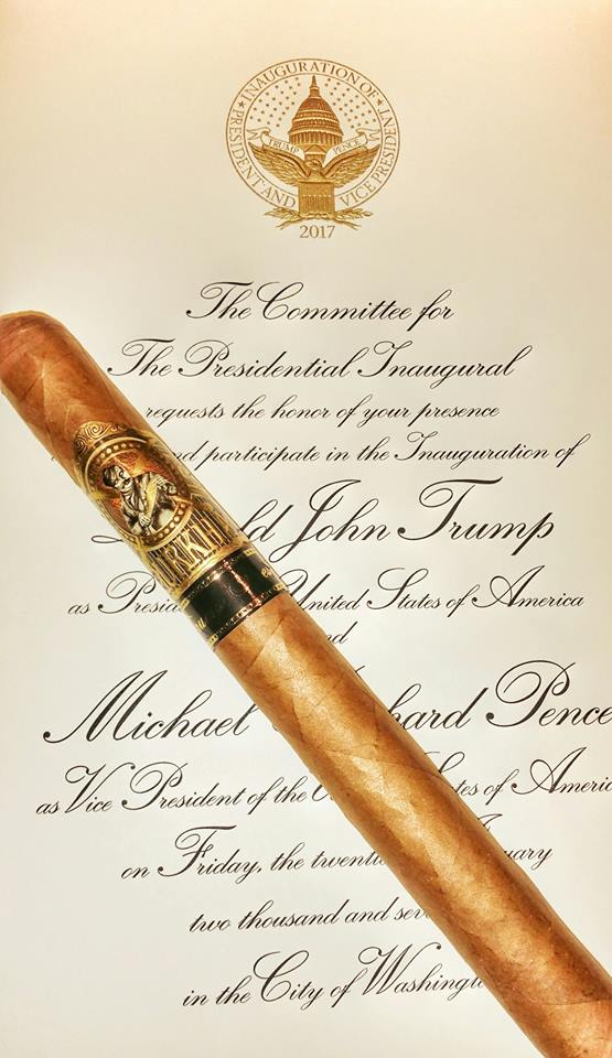 Trump Presidente   Gurkha Cigars