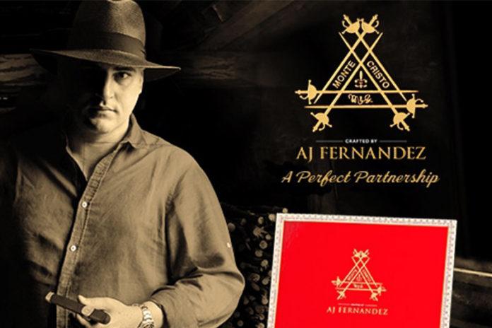 Montecristo Crafted by AJ Fernandez