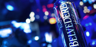 Belvedere Midnight Saber