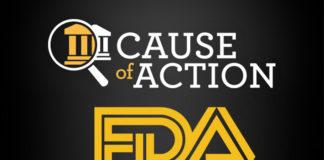 Cause of Action Institute FDA