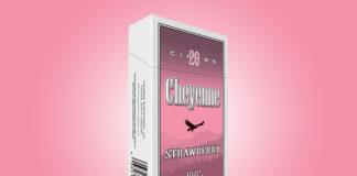 Cheyenne Cigars Strawberry 100's