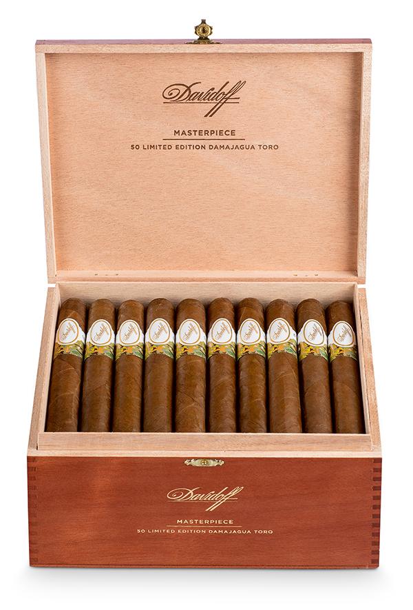 Davidoff Cigars Damajagua Masterpiece Humidor