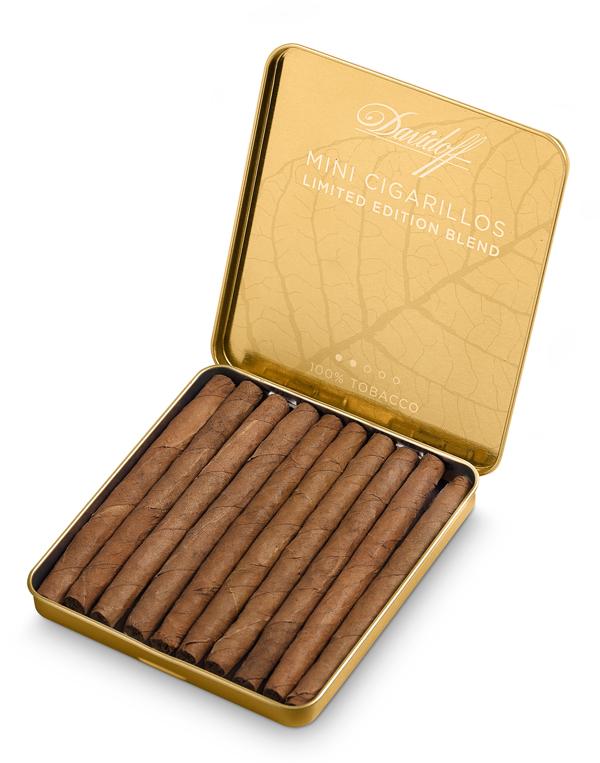 Davidoff Golden Leaf Mini Cigarillos
