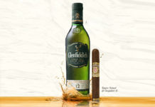 Glenfiddich and Alec Bradley