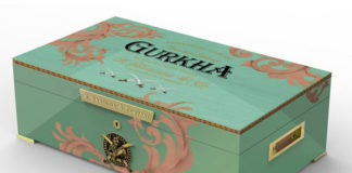 Gurkha Cigars Royal Humidor Limited Edition