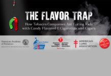 Flavor Trap Prohibit Flavored Tobacco