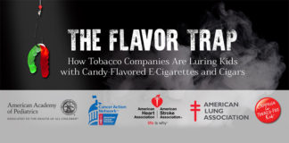 Flavor Trap Prohibit Flavored Tobacco