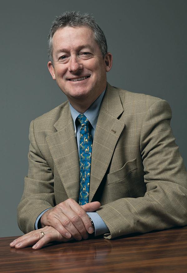 Jim Young, President of Davidoff of Geneva North America