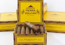 Mombacho Cigars Tierra Volcán