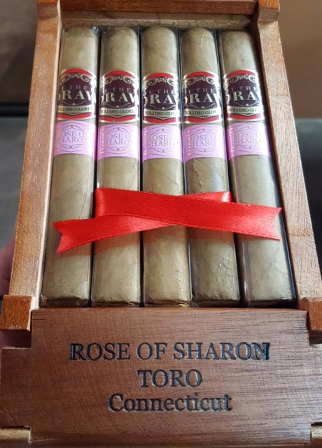 Southern Draw Cigars Rose of Sharon