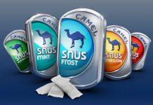 Camel Snus MRTP