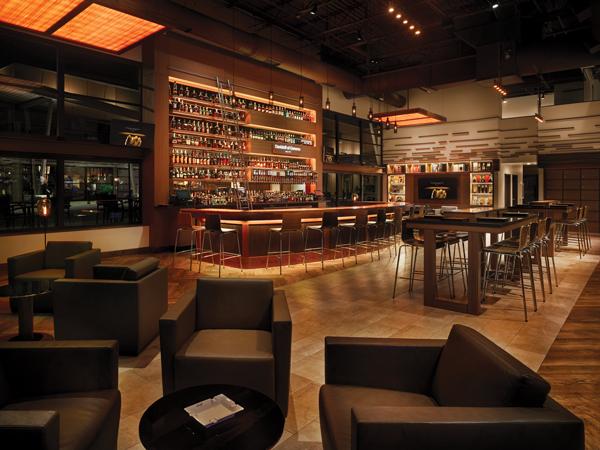 Davidoff Cigars Tamapa Lounge