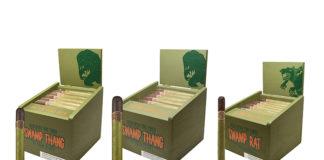 Drew Estate Swamp Thang and Swamp Rat