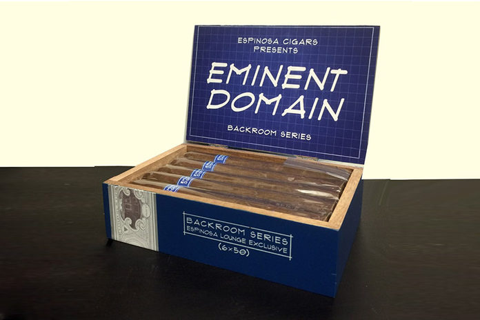 Eminent Domain from Espinosa Cigars