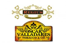 Regius Cigars and Oscar Valladares Tobacco Co.
