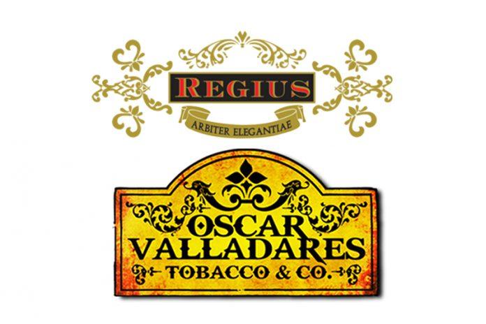 Regius Cigars and Oscar Valladares Tobacco Co.