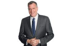 Bill de Blaiso Mayor of New York City