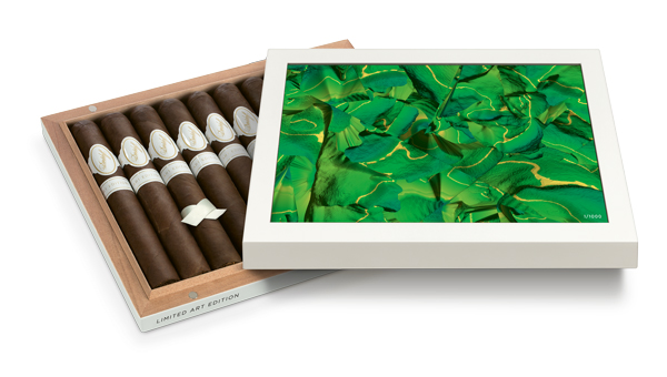 Davidoff Limited Art Edition 2017 by Rodell Warner