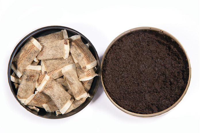 my perspective on the unhealthy effects of smokeless tobacco