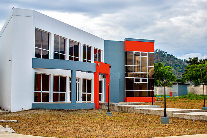 Oettinger Davidoff Cigar Factory in Danlí, Honduras