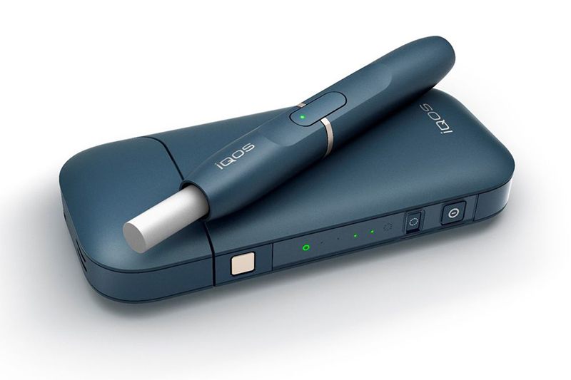 Philip Morris iQOS Heat Not Burn