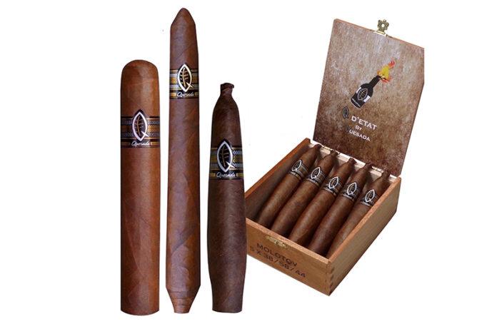 Quesada Cigars Q d'etat