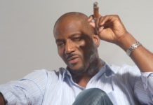 Sean Williams Brand Ambassador for Cohiba