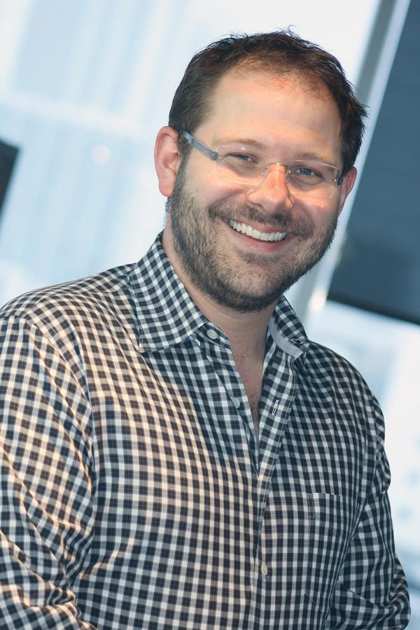 VMR CEO Jan Verleur