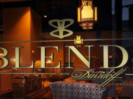 BLEND Bar with Davidoff in Houston, TX