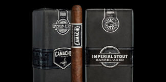 Cigar Dojo Camacho Imperial Stout Barrel Aged