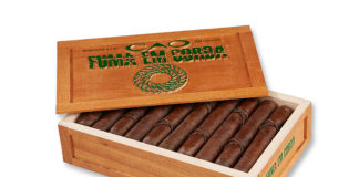 CAO Fuma Em Corda by General Cigar Company