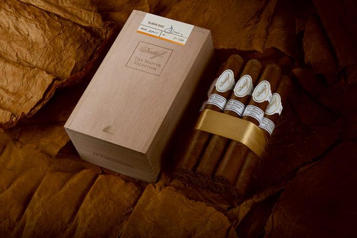 Davidoff Cigars Master Selection Series by Eladio Diaz