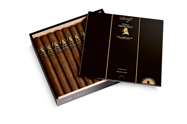 Davidoff Cigars Winston Churchill The Late Hour