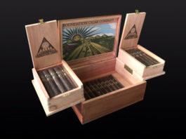 Foundation Cigar Co.   Connecticut Humidor