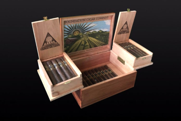 Foundation Cigar Co. | Connecticut Humidor