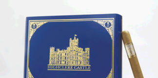 Highclere Castle and Foundation Cigar Co.