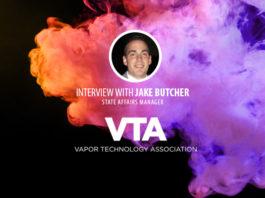Jake Butcher, Vapor Technology Association