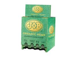 Republic Tobacco JOB Organic Hemp Cigarette Paper