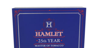 Rocky Patel Premium Cigar Hamlet 25th year
