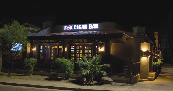 Scottsdale Fox Cigar Bar