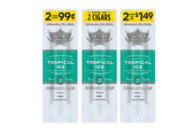 Swisher Sweets Tropical Ice Cigarillos
